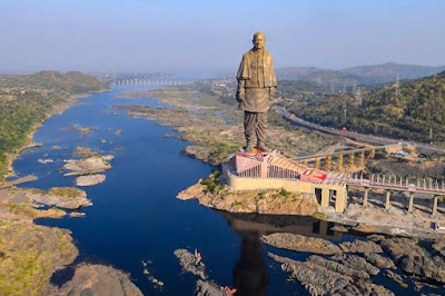 5 world's tallest statue