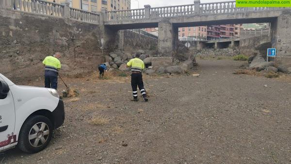 El Ayuntamiento habilita la próxima semana más de 5.500 metros cuadrados de aparcamiento en el barranco de Las Nieves