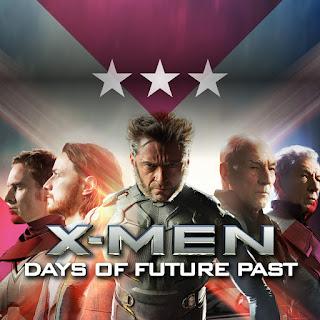 X-Men Days of Future Past (3 Stars)