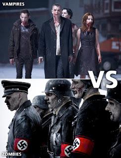 zombie vs vampire