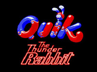 Quick the Thunder Rabbit
