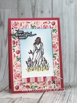 stampin up Beautiful Moments