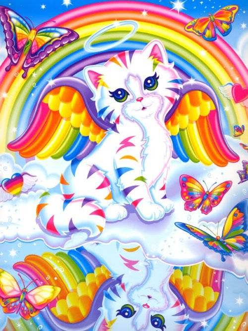 You Remember Lisa Frank Shes The Kitschy Sugary Sweet Almost Certainly Insane Artist Behind Every Trapper Keeper Made In Mid 90s