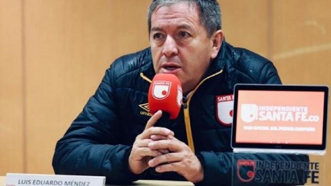 """Mandamás de Santa Fe vetó a hinchas de Atlético Nacional: """"Mientras yo sea presidente pediré que no entren más a El Campín"""""""
