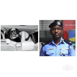 """""""S3x in a car in public is not a crime""""- ACP Yomi Shogunle declares"""