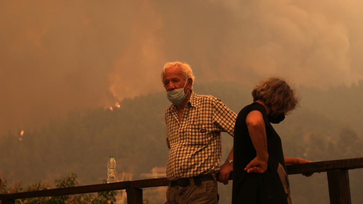Άνοιξε Λογαριασμός Κρατικής Αρωγής για δωρεές στήριξης των πυρόπληκτων