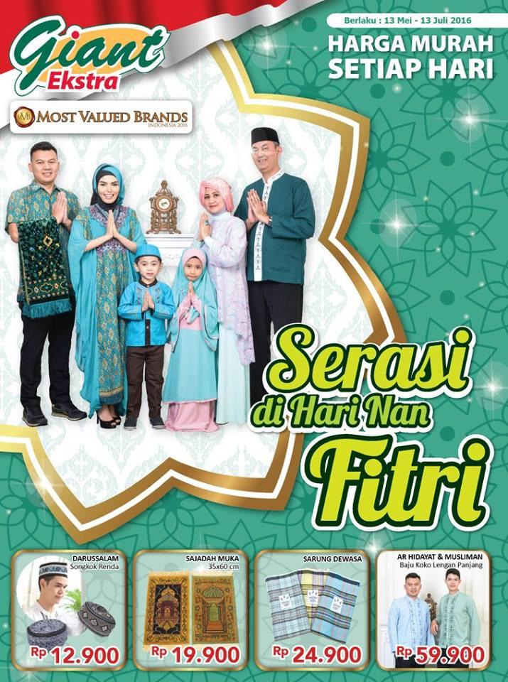 Katalog Promo Giant Ekstra Serasi Di Hari Nan Fitri Periode 13 Mei – 13 Juli 2016