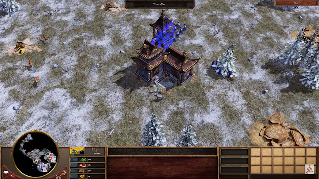 Game strategi ringan offline, Age of Empire 3