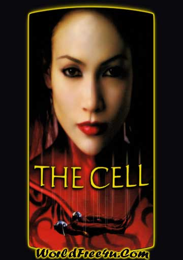 Poster Of The Cell (2000) Full Movie Hindi Dubbed Free Download Watch Online At worldfree4u.com