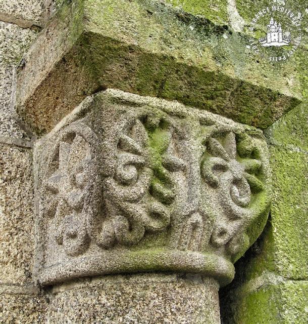 QUIMPERLE (29) - Eglise Sainte-Croix (Extérieur)
