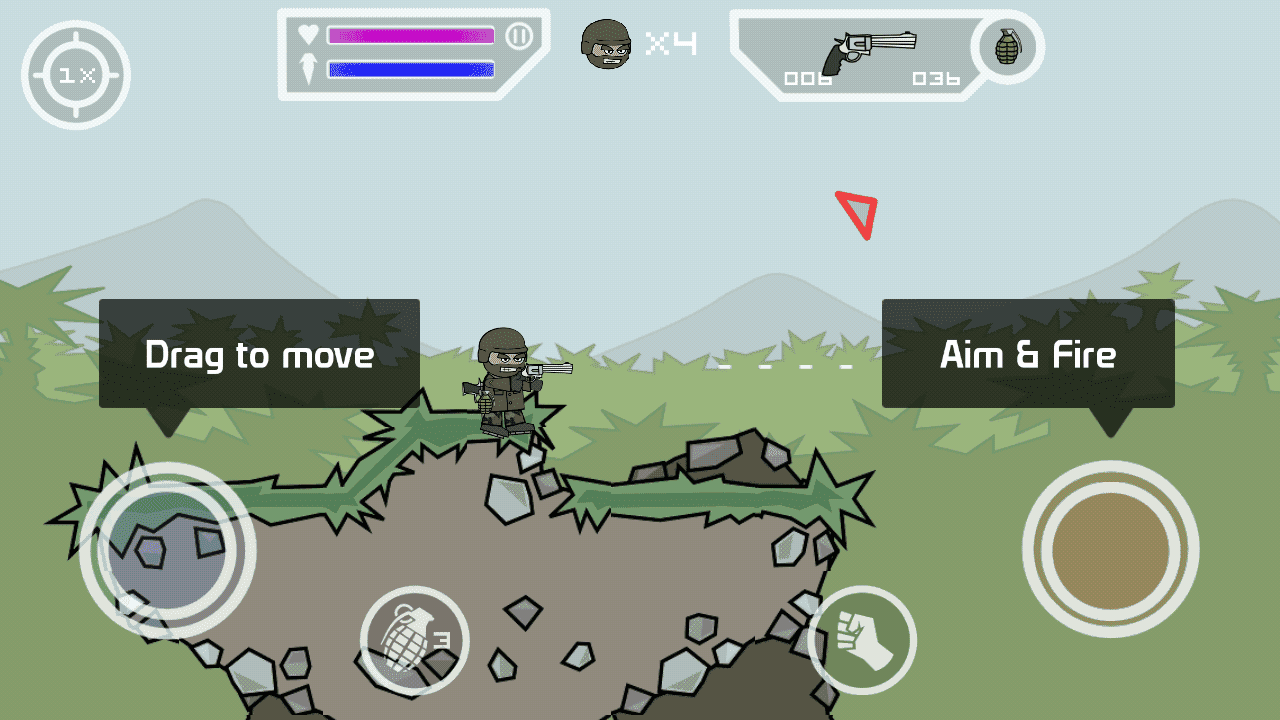 Mini Militia 2 Mod Apk (Pro Pack) Download 4.3.3 for Android