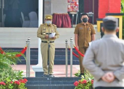 Pj Gubernur Kepri: Penanganan Karhutla, Tunjukan Kesiapsiagaan dan Keseriusan