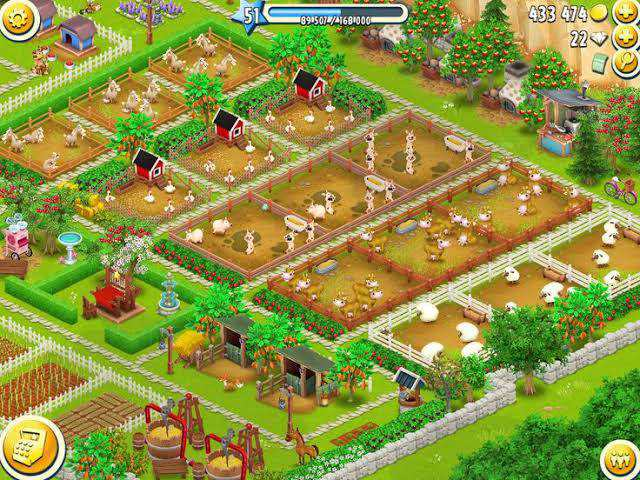 Hay Day Mod Apk Features