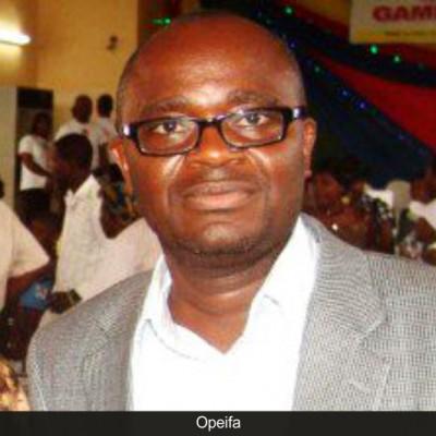 Transport Commisioner Opeifa of Fashola Govt
