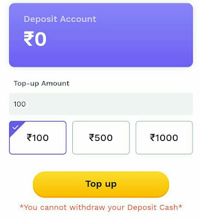 Mini joy play game and earn paytm cash