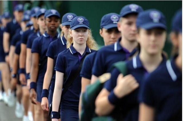 Wimbledon to booty close band on analysis of brawl boys and girls