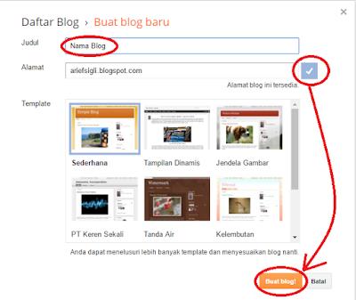"""Cara mendaftarkan Blog Zombie"""
