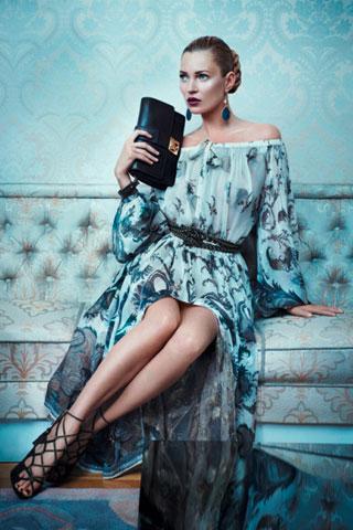 Kate Moss for Ferragamo