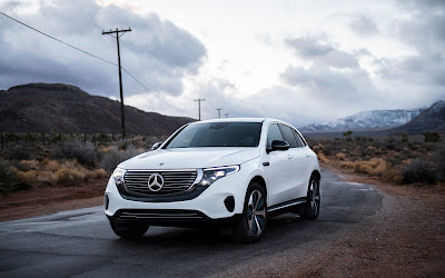 2020 Mercedes-Benz EQC 400 Review, Specs, Price