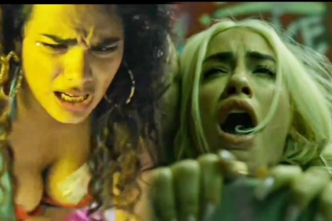 Sky Rojo (2021) - Netflix Webseries s01 All nude scenes