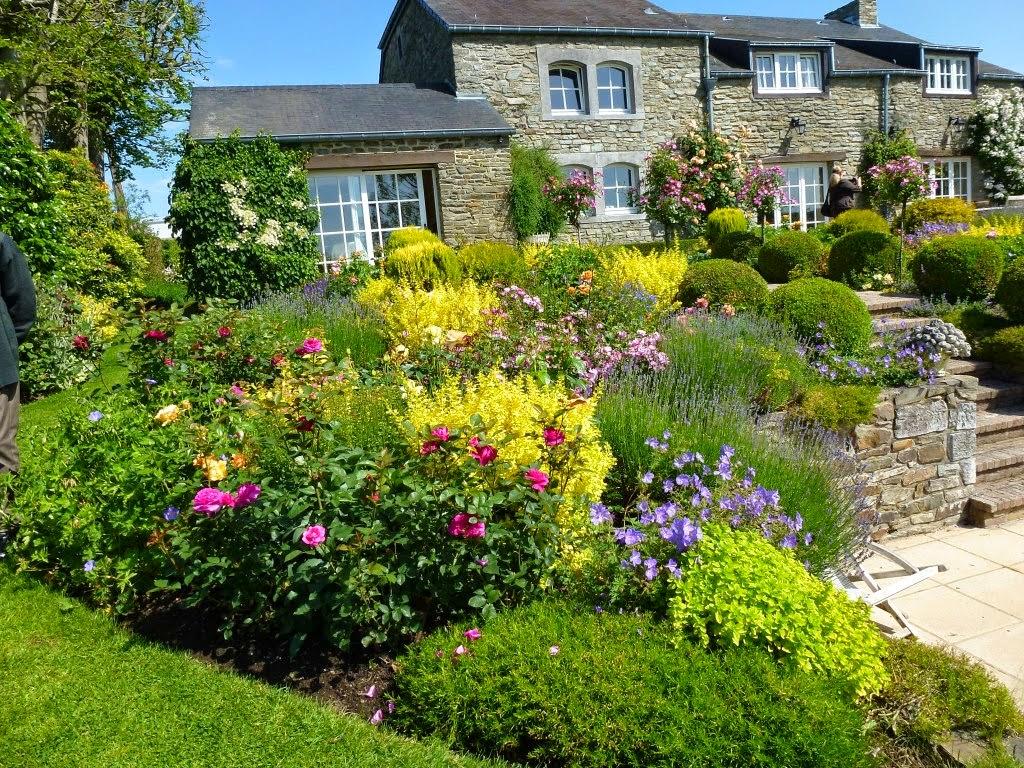 Balades dans de beaux jardins for Jardin de particuliers a visiter