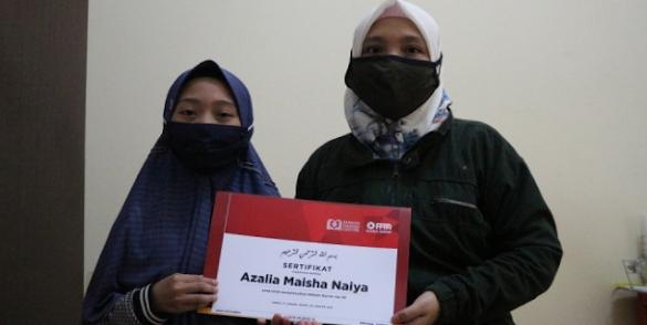 Rahasia Naiya Hafal Alquran 30 Juz di Usia 8 Tahun