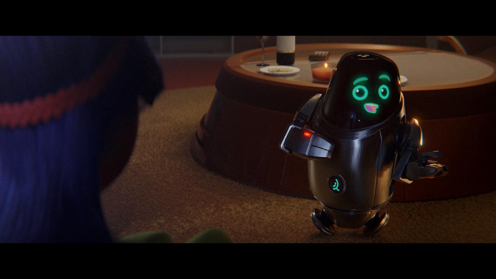Robot 7723 (2018) Web-DL 720p Latino-Ingles captura 2