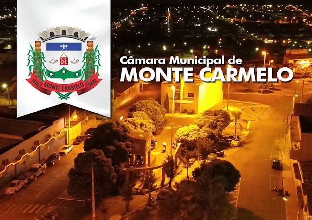 Monte Carmelo: Convite para Audiência Pública Referente ao Projeto 3.830/2019