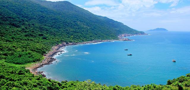 Bán đảo Sơn Trà, nơi thiên nhiên ưu đãi có 1 không 2