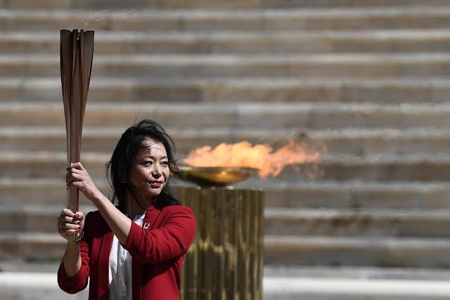 Tokió 2020 - Március 25-én rajtol a váltófutás az olimpiai lánggal