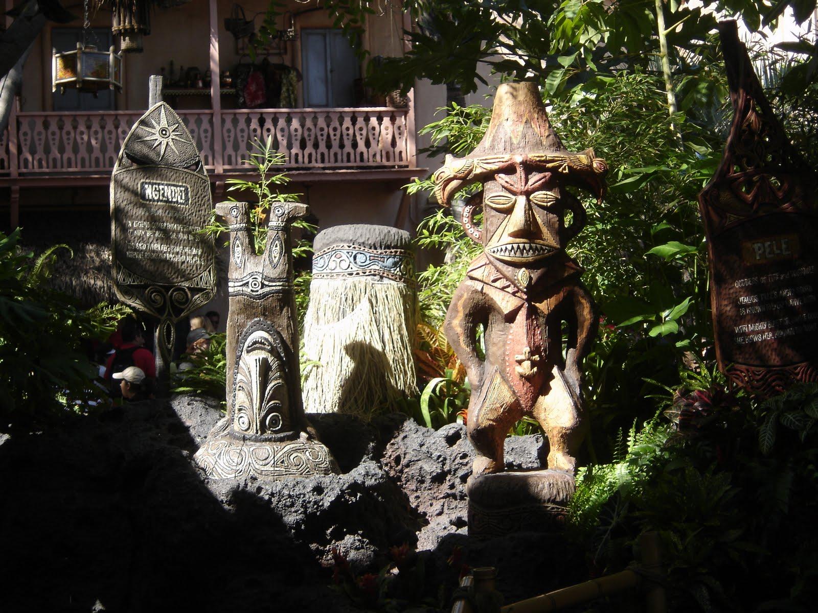 Disney Vacation Kingdom Walt Disneys Enchanted Tiki Room  Disneyland