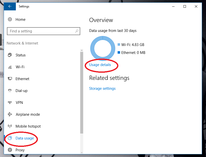 data-usage-in-windows