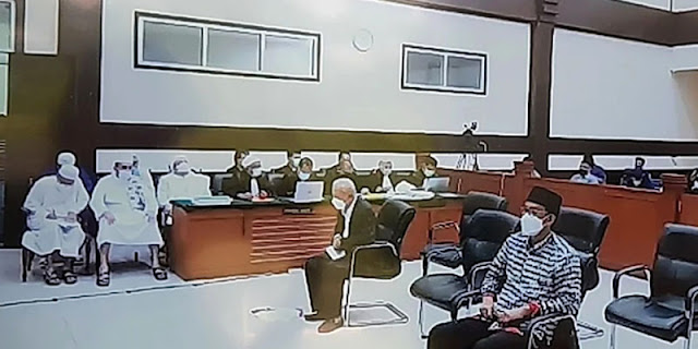 Hakim Sepakat dengan Refly Harun soal SKT Ormas FPI
