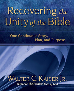 One Continuous Story Plan and Purpose Book by Walter Kaiser Jr