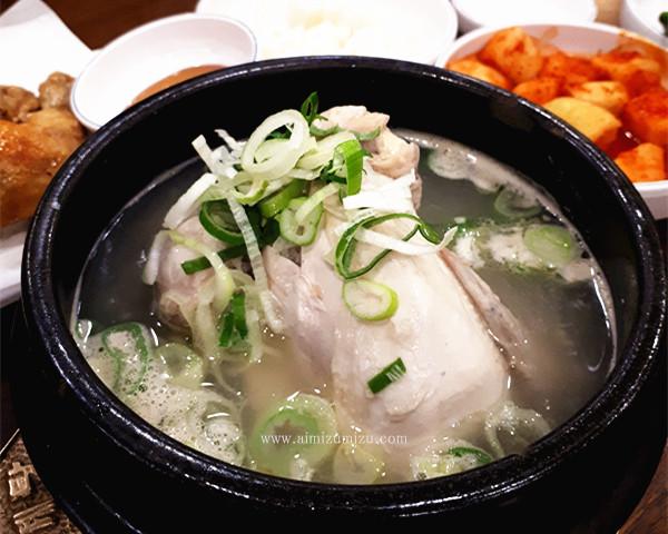 Soup Ayam Korea