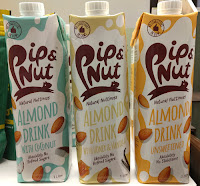 Pip & Nut almond milk drinks