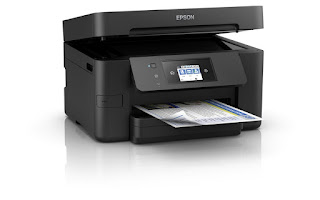 Epson WorkForce Pro WF-3725 Driver Download And Review