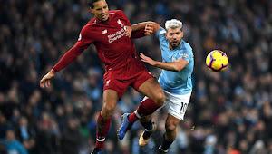 Prediksi Skor Manchester City Vs Liverpool 3 Juli 2020