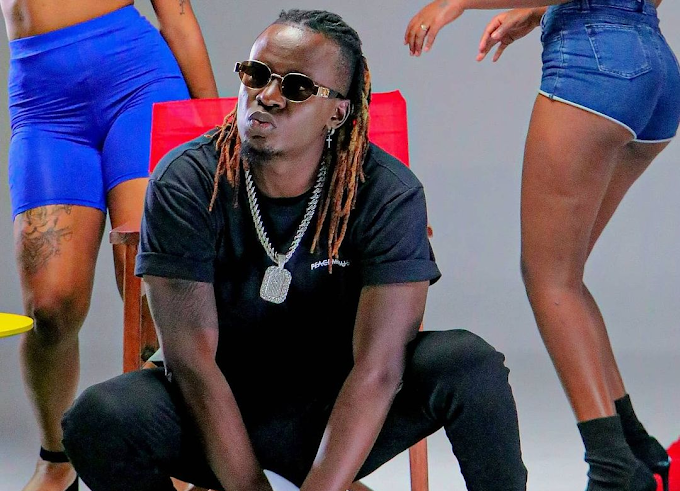 I've stepped it up 10 times, Willy Paul speaks on his unreleased new album