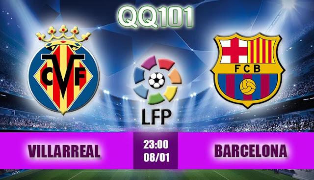 Nhận định Villarreal vs Barcelona, soi kèo tài xỉu, dự đoán tỷ số trận đấu
