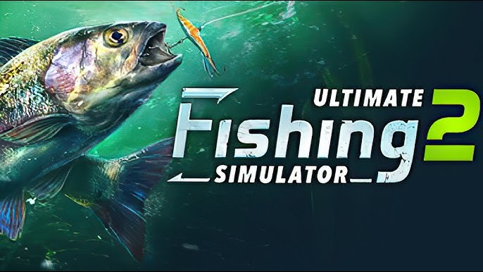 Ultimate Games invites you to test the Ultimate Fishing Simulator 2 demo!