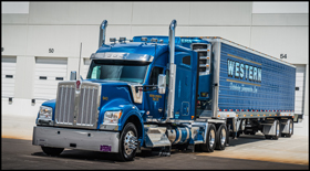 Western Distributing Kenworth W990