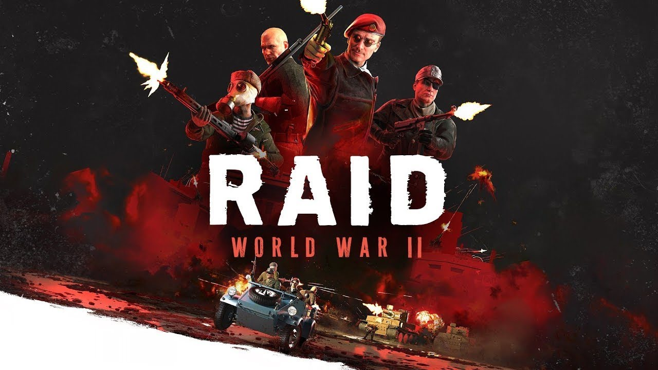 raid-world-war-ii