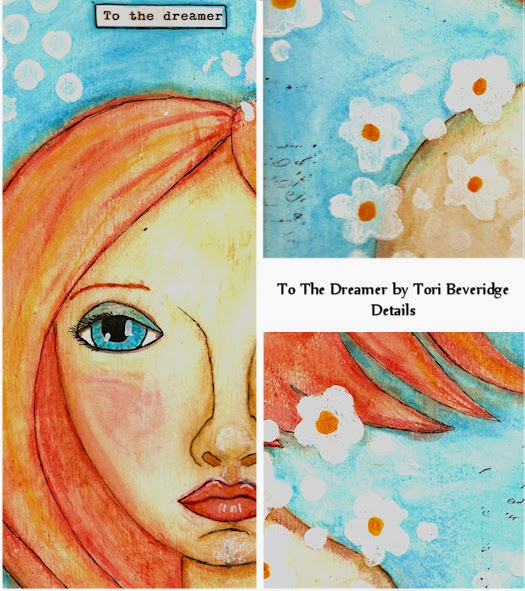 To The Dreamer by Tori Beveridge 2014 Details