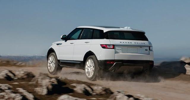 H Land Rover ψήφισε Αργολίδα για την παγκόσμια παρουσίαση του καινούργιου Evoque