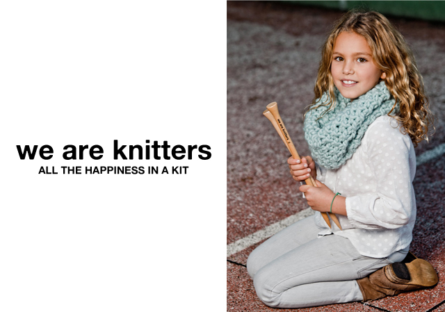 #We are knitters #knit4refugees