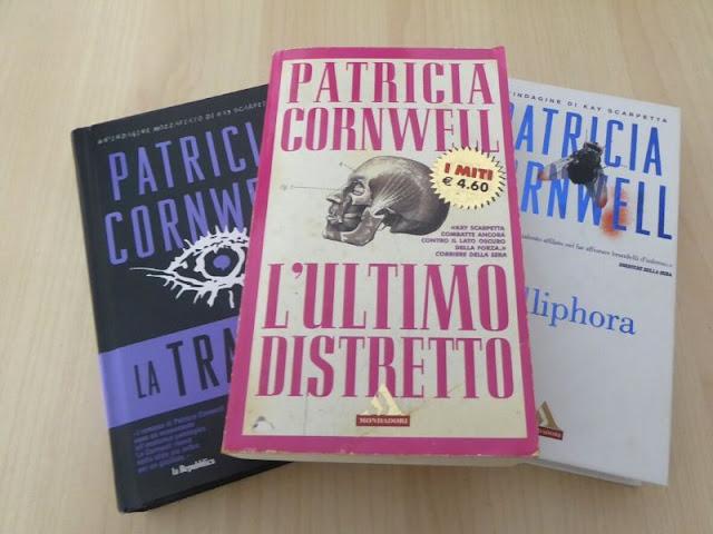 Gli ultimi romanzi della serie con Kay Scarpetta