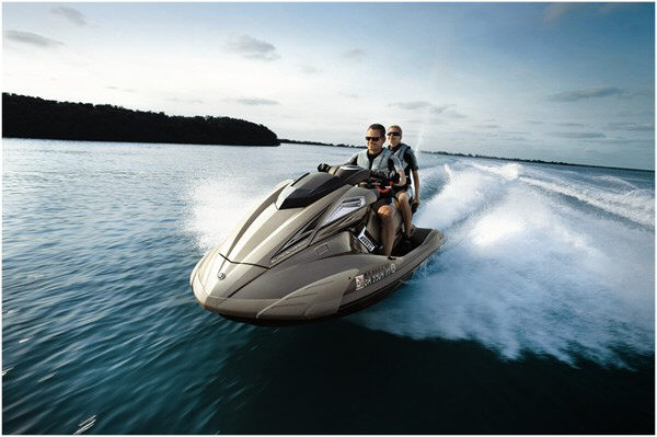 yamaha waverunner | Instructions Manual