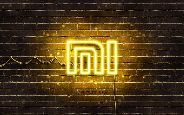 Xiaomi Logo Ilustrasi