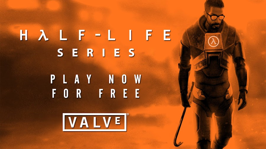 half life game series pc steam free to play till march 2020 valve first-person shooter